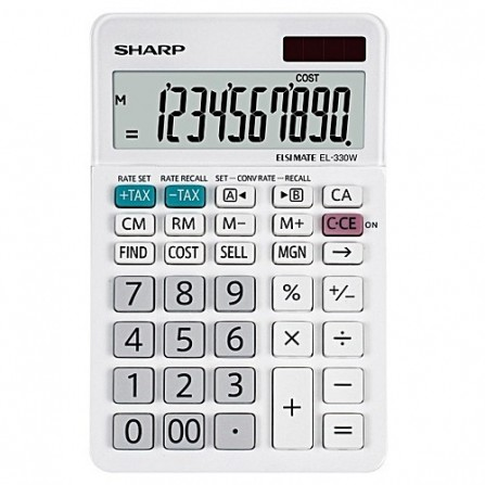 Calculatrice Sharp AL-125A