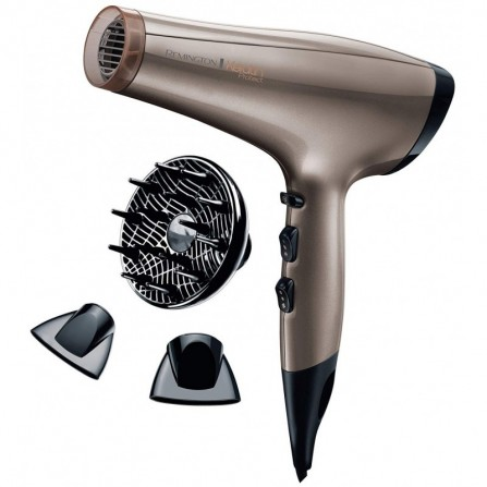 Sèche cheveux professionnel Remington 2200 Watt - Gold (AC8002)