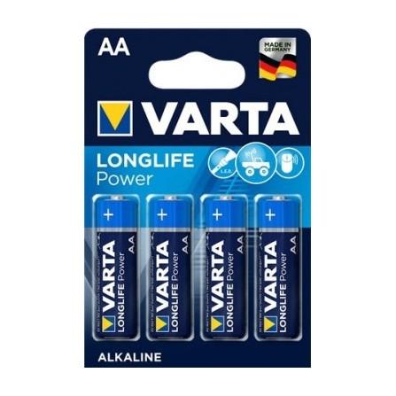 Varta pile AA Longlife POWER LR6 BP4