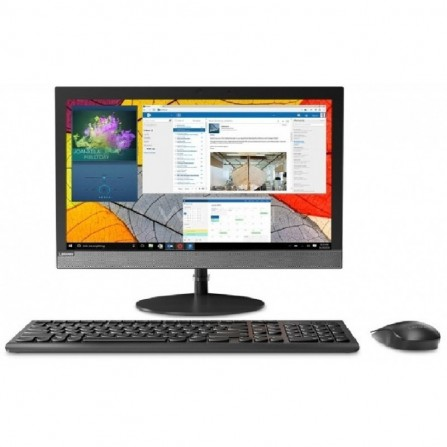 PC DE BUREAU LENOVO V130-22IGM ALL-IN-ONE / QUAD CORE / 4GO(10RX000SFM)