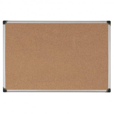 Tableau en liège BI-OFFICE  60X90 CM (31170)