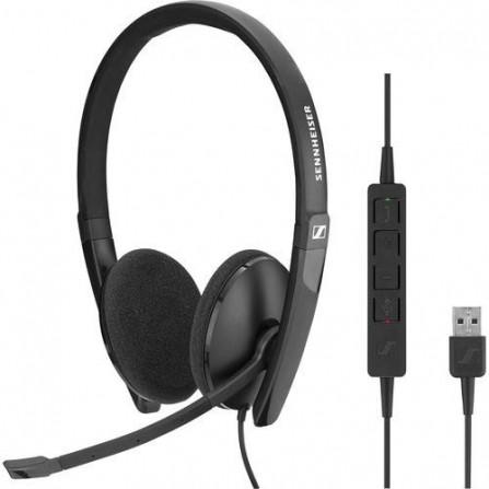 Micro casque bureaux Sennheiser SC 160 USB (508315)
