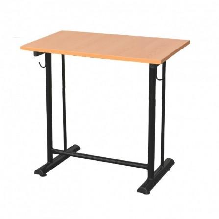 Chaise confortable IYED haute acier/bois LUX-1678