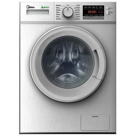 Machine à laver automatique Midea 7Kg - Gris (FG70-S12)