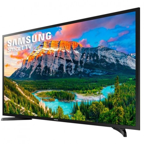 "Samsung Téléviseur LED 40"" Full HD - Smart TV-Série 5 (UA40N5300AS)"