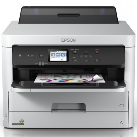 Imprimante EPSON WorkForce Pro WF-C5210DW Couleur(C11CG06402)