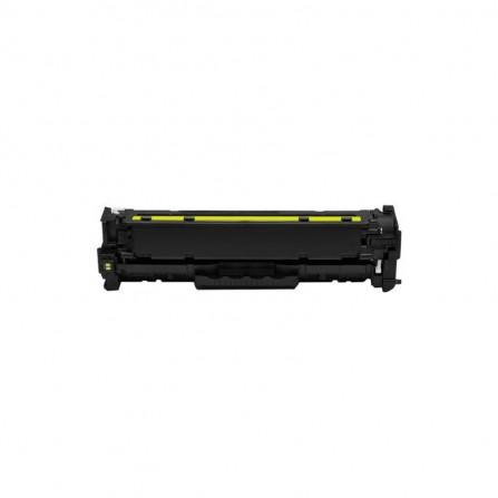 Toner HP Laser 410A Originale Yellow CF412A