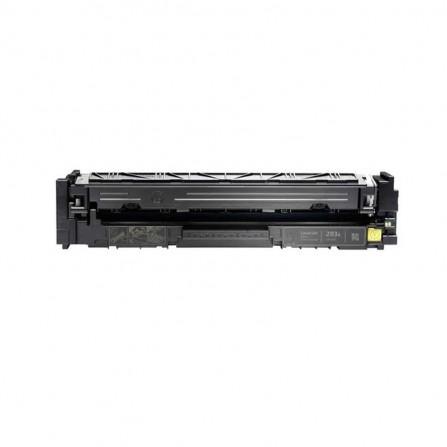 Toner Adaptable LaserJet HP 203A - Jaune