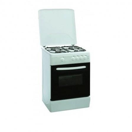 Cuisiniere  KLASS  60×60 Blanc CUIS.TG6640-B
