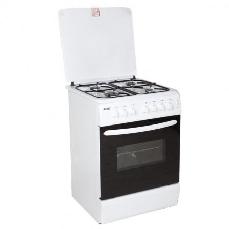 Cuisinière Klass 4 feux 60cm - Blanc (CUIS.TG6640B)