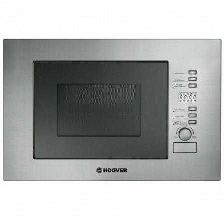 Micro Onde HOOVER encastrable 800W-20L-Silver (HMB20GDFX)