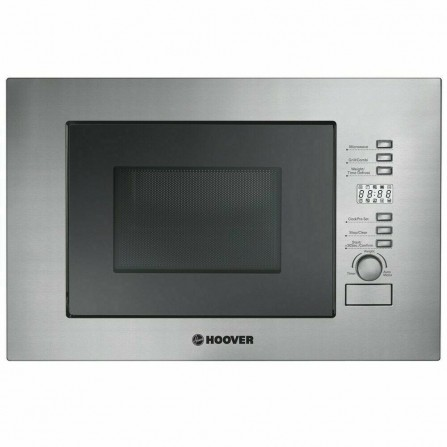 Micro onde Hoover encastrable 20L 800 Watt - Silver (HMB20GDFX)