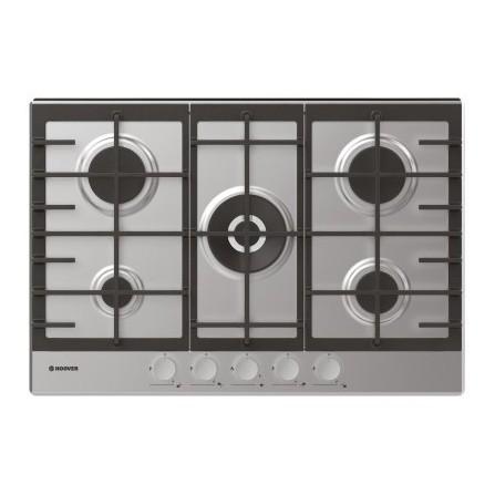 Plaque de cuisson en acier inoxydable HOOVER 60cm