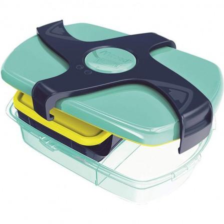Boîte à Déjeuner MAPED 870017 - Bleu&Vert
