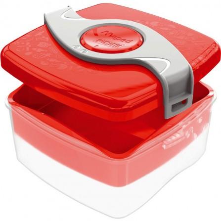 Boîte à Déjeuner MAPED 870103 Rouge