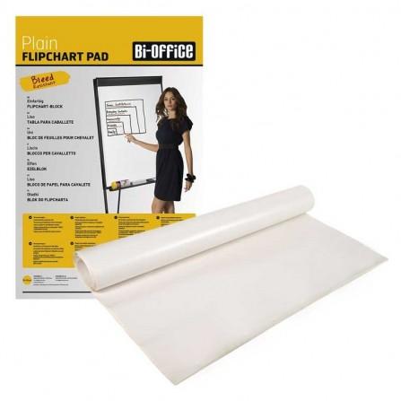 Recharge Papier BI-OFFICE 40 feuilles 55g/m² Blanc (12201)