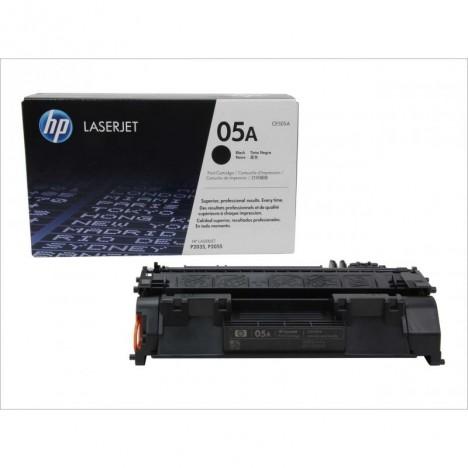 Toner Original LaserJet HP 05A
