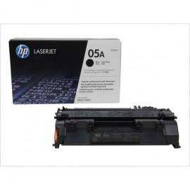 Toner Original HP LaserJet CE505A pour HP 05A