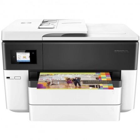 Imprimante Jet d'encre HP 7740WF Couleur WiFi (G5J38A)