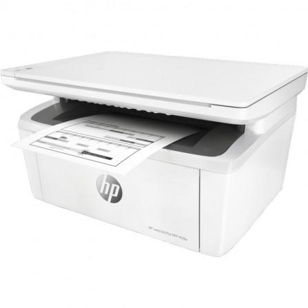 Imprimante 3en1 Laser Jet Pro HP MFP M28A Monochrome (W2G54A)