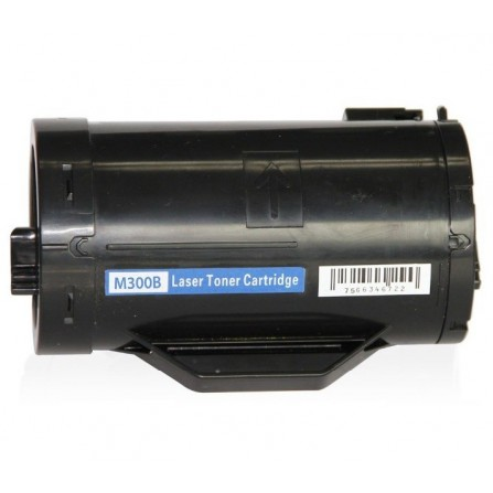 Toner Adaptable Epson M300 Noir