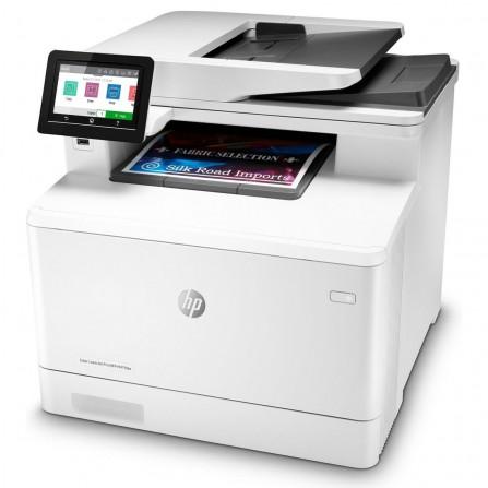Imprimante HP multifonction laser couleur 3-en-1 recto/verso (W1A77A)