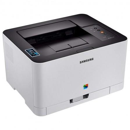 Imprimante Laser Couleur Monochrome Samsung Xpress SL-C430W / Wifi(SS230S)