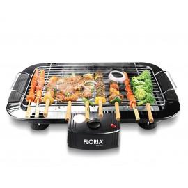 Barbecue grill Floria - Noir (ZLN2867)
