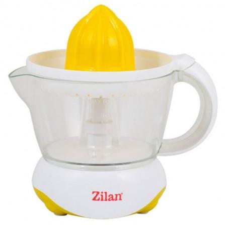 Presse agrumes Zilan 25 Watt 700ml - Blanc et Jaune (ZLN7825)