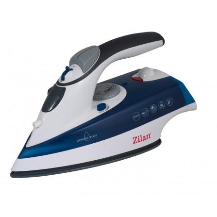Fer à vapeur Zilan 2200W Bleu (ZLN8082)