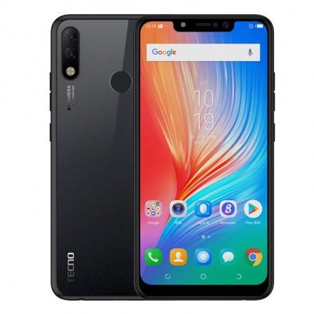 Smartphone TECNO Spark 3 Pro - Noir (TECNO-KB8-BLACK)