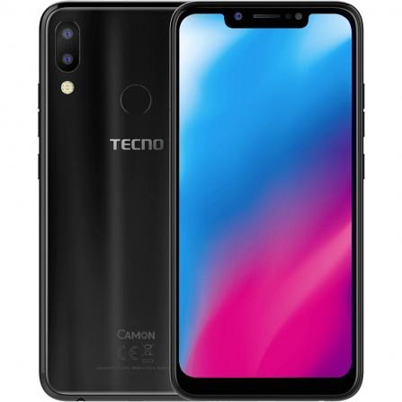 Téléphone Portable Tecno Camon 11-Noir (CAMON11-BK)