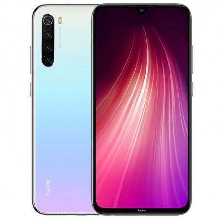Smartphone XIAOMI Redmi Note 8 -Blanc (REDMI-N8-64G-WHITE)