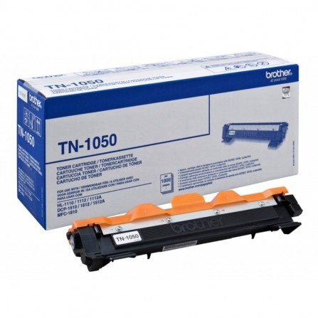 Toner Laser Original Brother - Noir (TN-1050)
