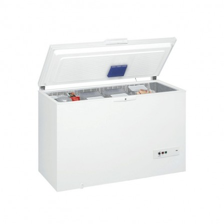 ongélateur horizontal WHIRLPOOL  580 Litres Blanc (WHM4611)