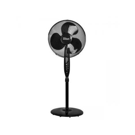 Ventilateur avec pied Floria 40W ZLN2362 Noir