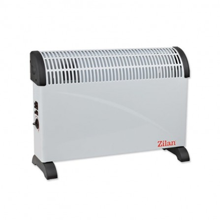 Chauffage convecteur Zilan 2000 Watt - Blanc ( ZLN6843)