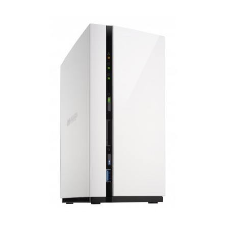 Serveur NAS 2 Baie QNAP TS-228A / 16To (TS-228A-16TO)