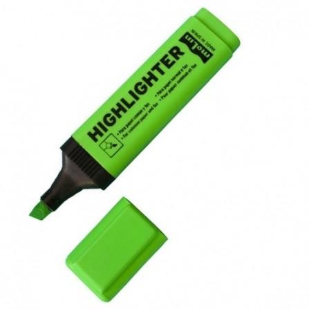 Marquer Fluorescent VERT MOLIN B/10