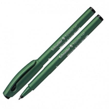 Stylo feutre SCHNEIDER -Top Writer 147 - 0,6 mm - Vert