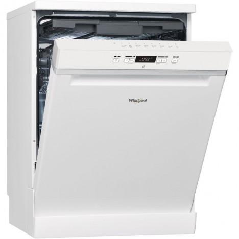 Lave Vaisselle WHIRLPOOL Blanc-8 Programmes WFC3C26P