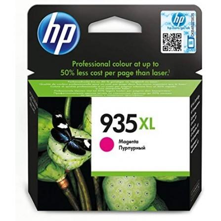 Cartouche jet d'encre HP original C2P25AE pour HP 935XL - Magenta