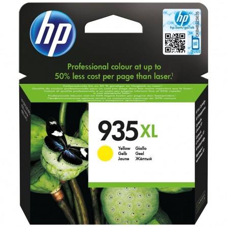 Cartouche jet d'encre HP original C2P26AE pour HP 935XL - Yellow