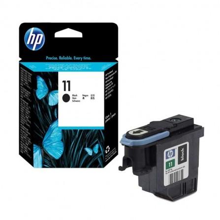 Cartouche jet d'encre HP original C4810A pour HP 11 - Noir