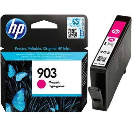 Cartouche jet d'encre HP original T6L91AE pour HP 903  - Magenta
