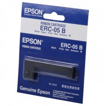 Ruban d'impression Epson ERC 05B / Noir