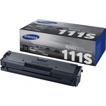 Toner Original SAMSUNG MLT-D111S  pour SCX 4300 - Noir
