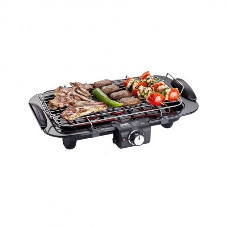 Barbecue Akel 2000 Watt - Noir (AB-635)