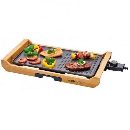 Barbecue grill électrique Clatronic 1800 Watt - Beige (TG3697)