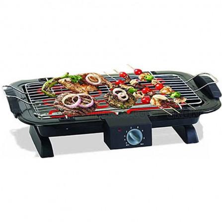 Barbecue grill électrique Luxell 2200 Watt - Noir (KB-6000T)